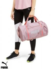 Puma 'Core Base' Barrel Bag (076549-02) x5: £9.95